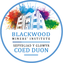 Blackwood Miners Institute logo